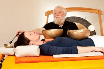 Entspannung mit Klangschalen - Gesundheit stärken, Stress vorbeugen, das Leben bereichern