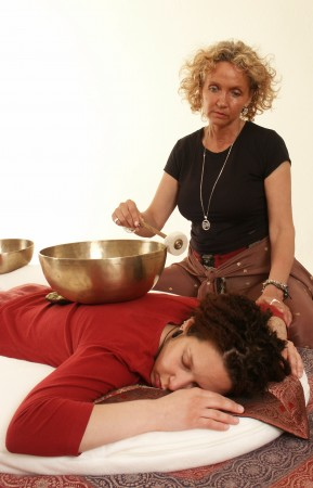 Ausbildung in der Klangmassage